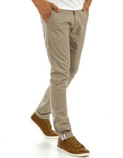 spodnie męskie chinosy - jak nosić?