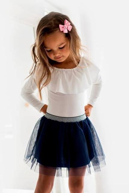 Jakie bluzki dla dziewczynek wybrać?